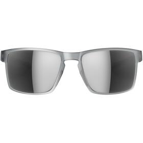 adidas Wayfinder Brille grey transparent/chrome